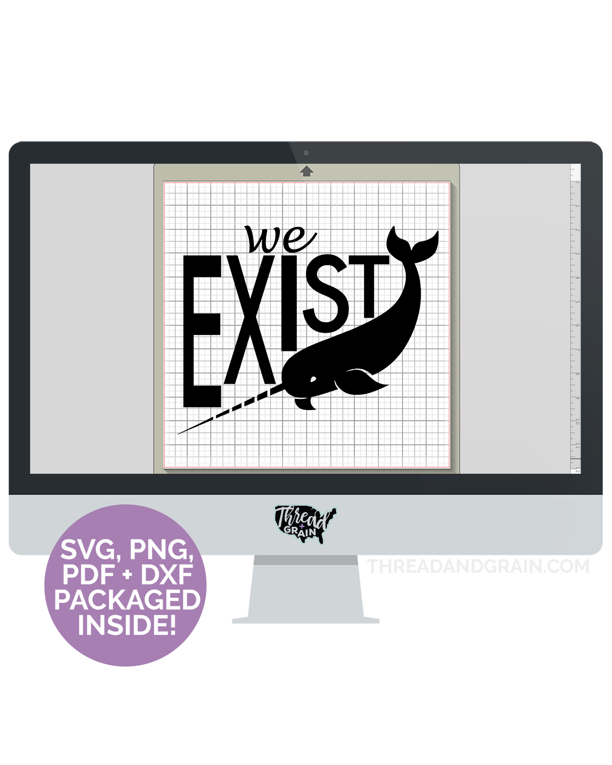 We Exist DIGITAL CUT FILE