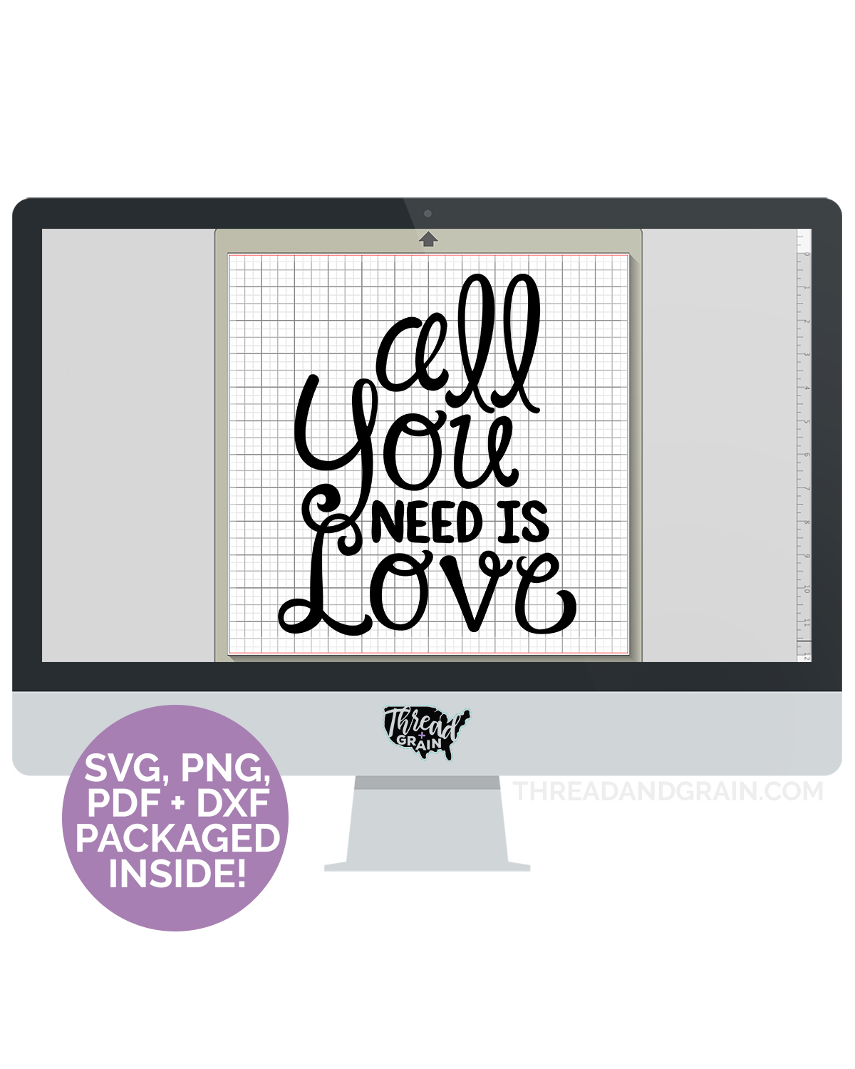 All You Need is Love DIGITAL CUT FILE
