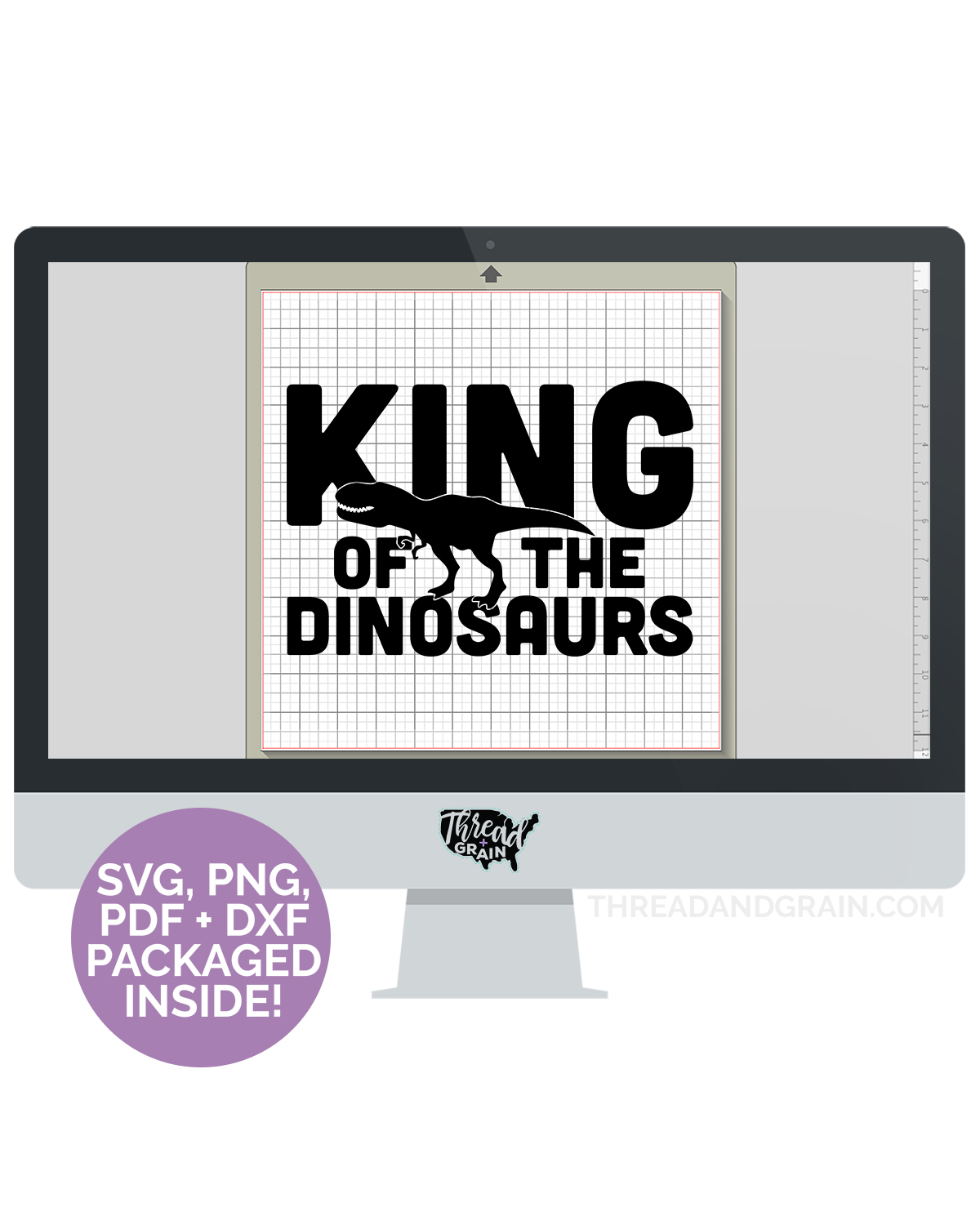 King of the Dinosaurs DIGITAL CUT FILE
