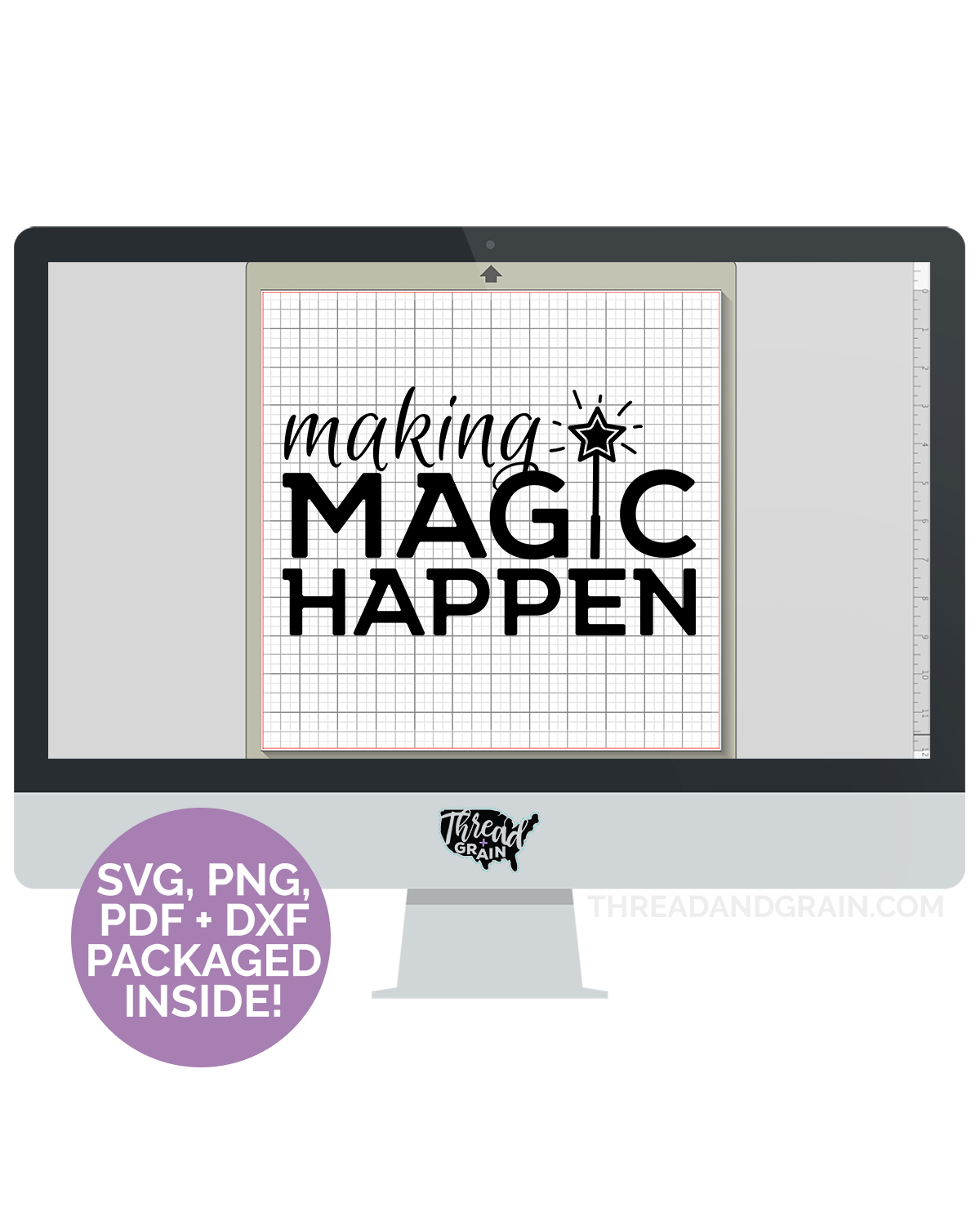 Making Magic Happen DIGITAL CUT FILE