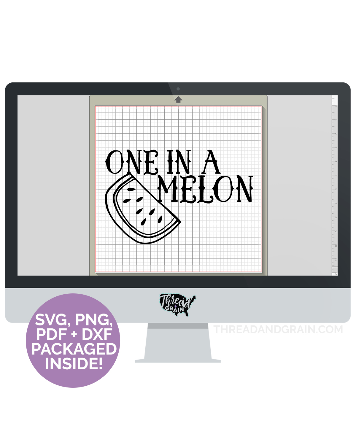 One In a Melon DIGITAL CUT FILE