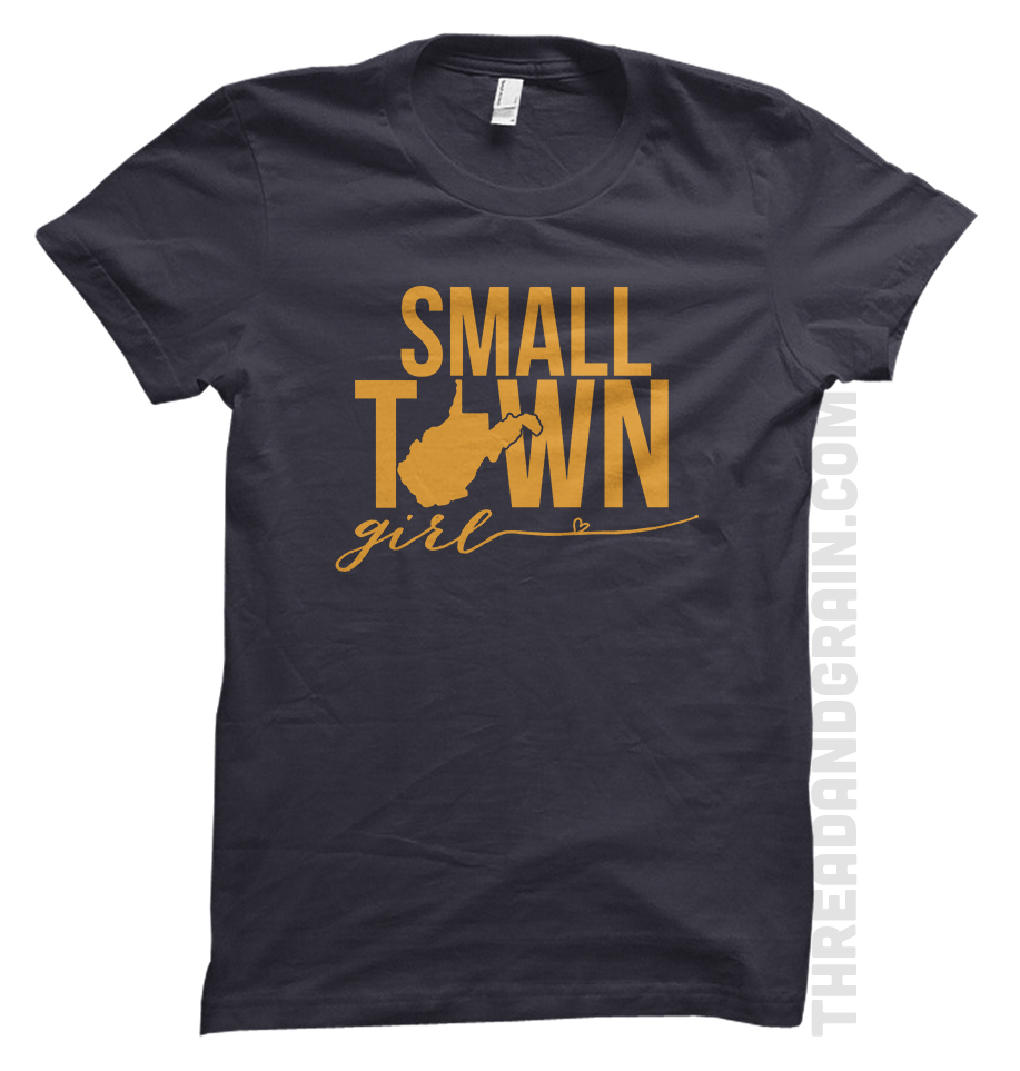 Small Town Girl :: West Virginia