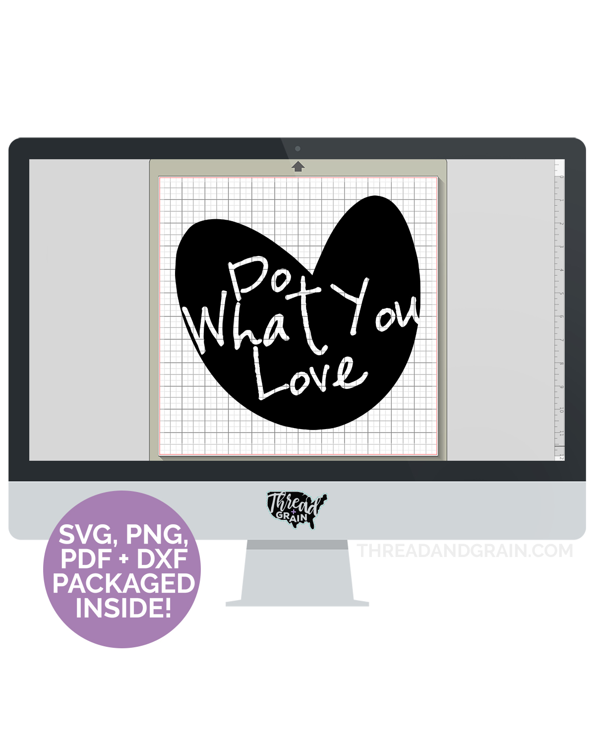 Do What You Love DIGITAL CUT FILE