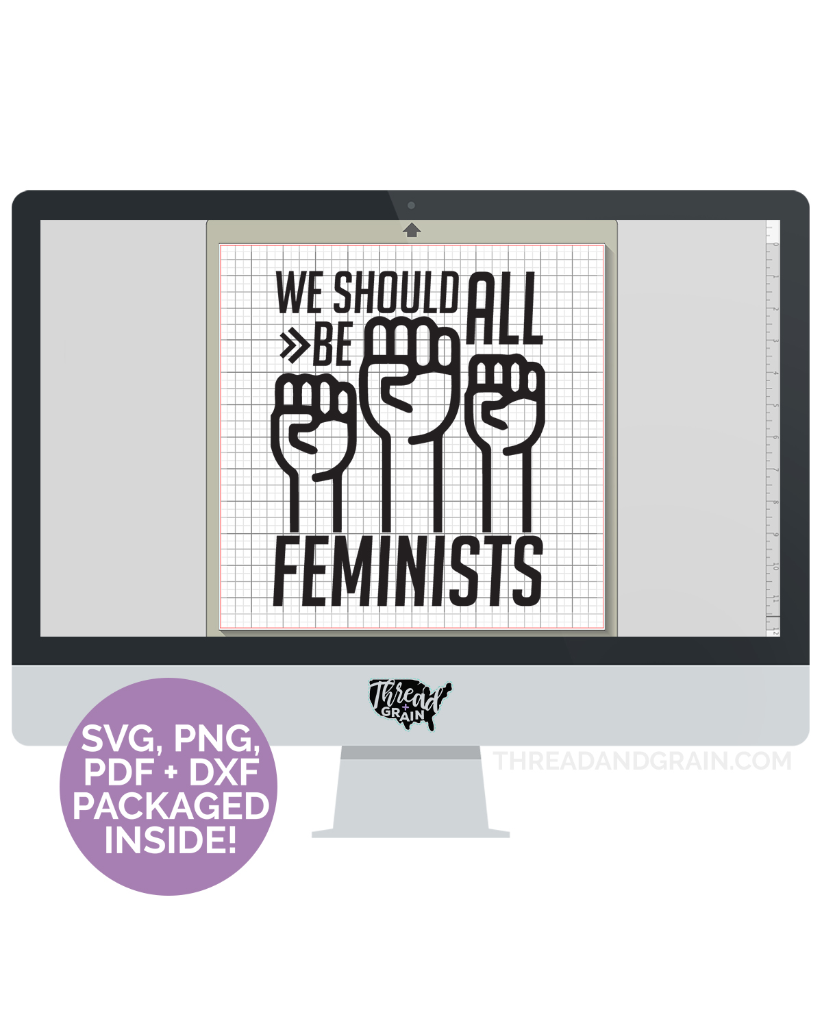 We Should All Be Feminists DIGITAL CUT FILE