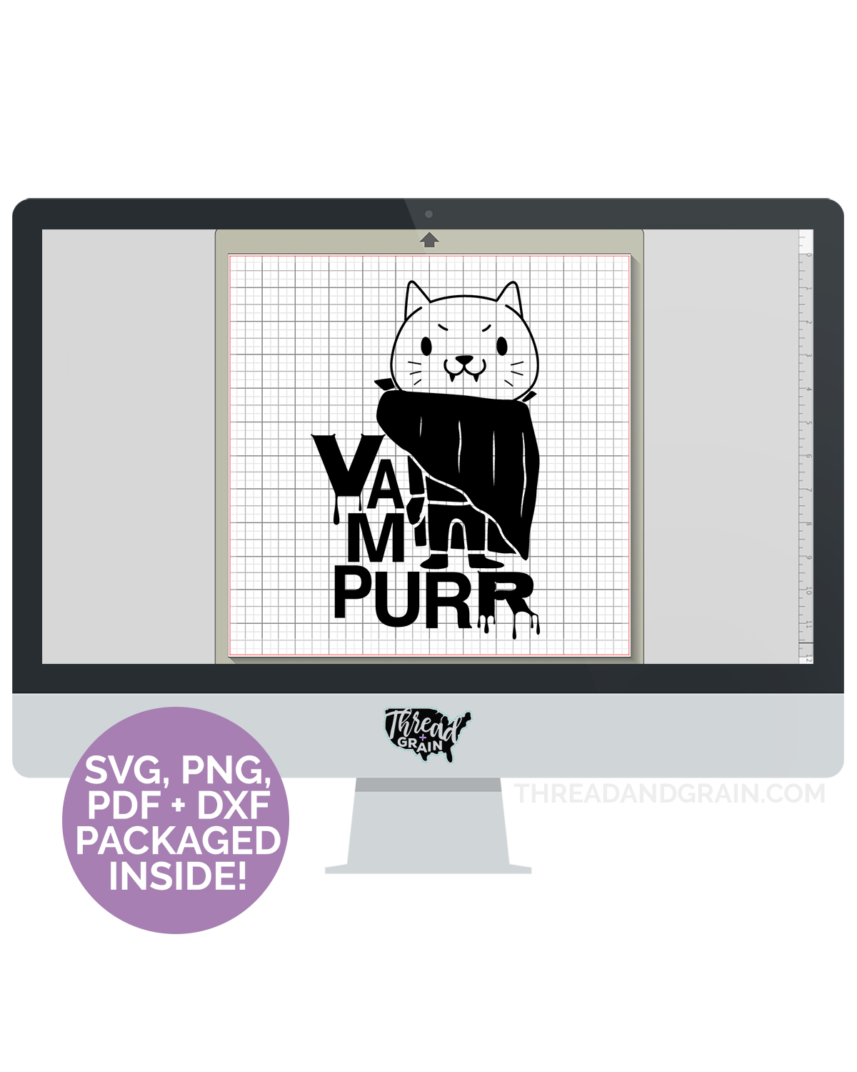 Vampurr DIGITAL CUT FILE