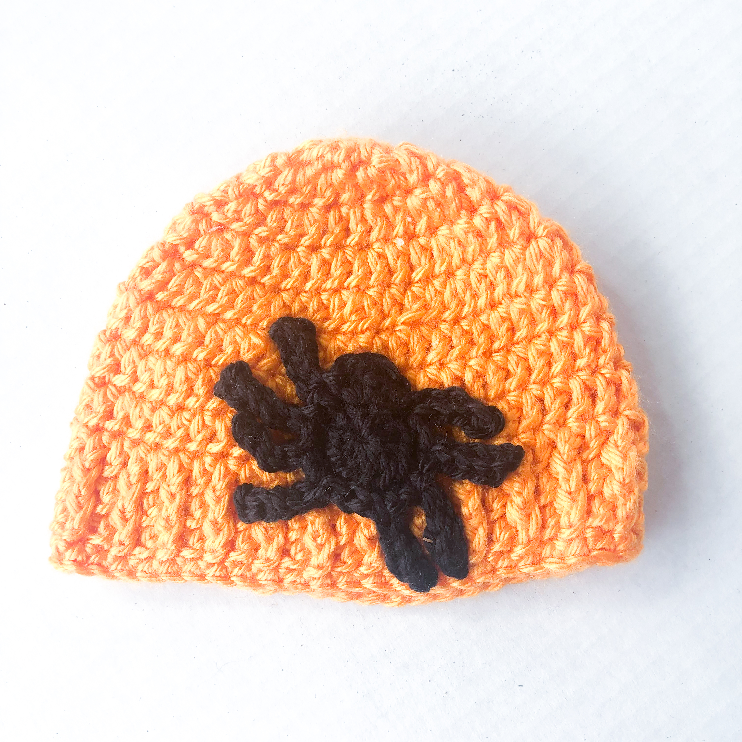 Infant Sized Spider Hat – Spring Cleaning Sale