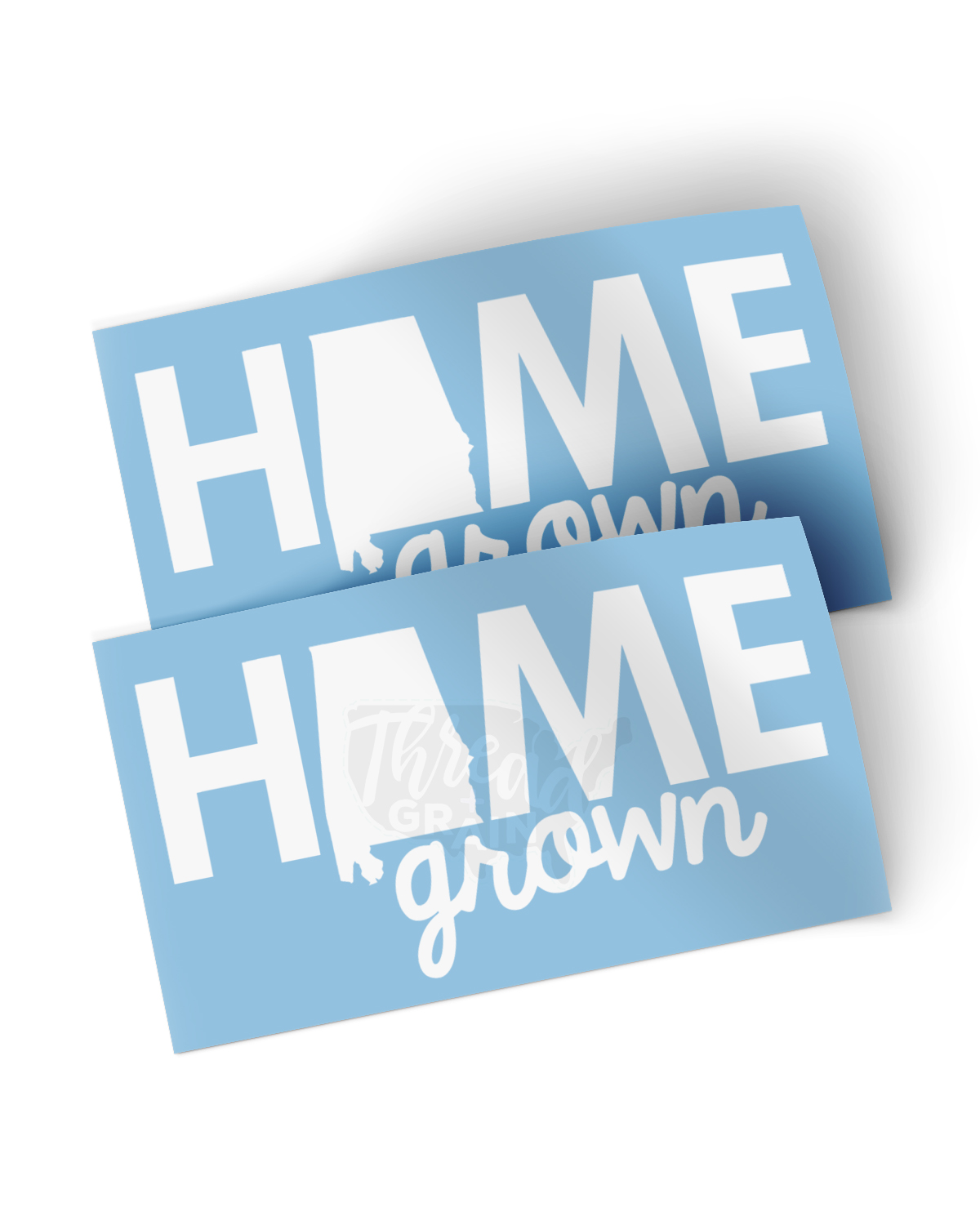 Alabama :: Home Grown DECAL