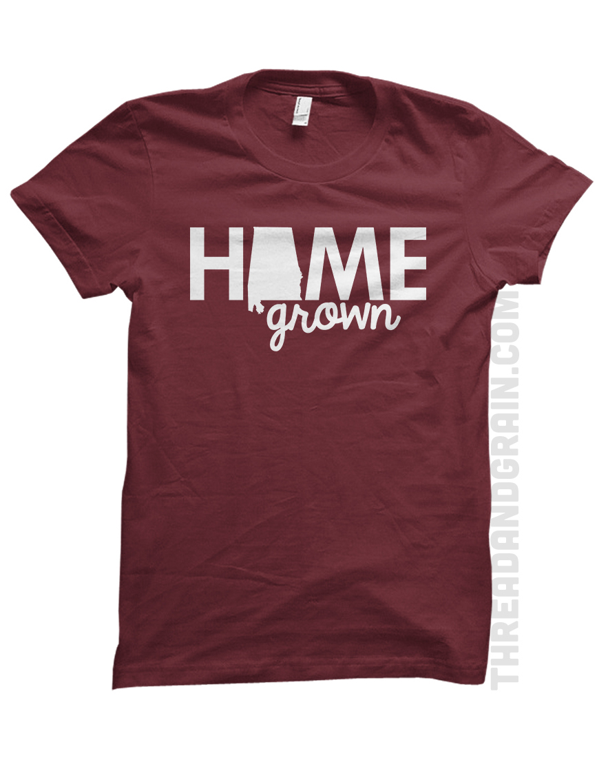 Alabama :: Home Grown TEE