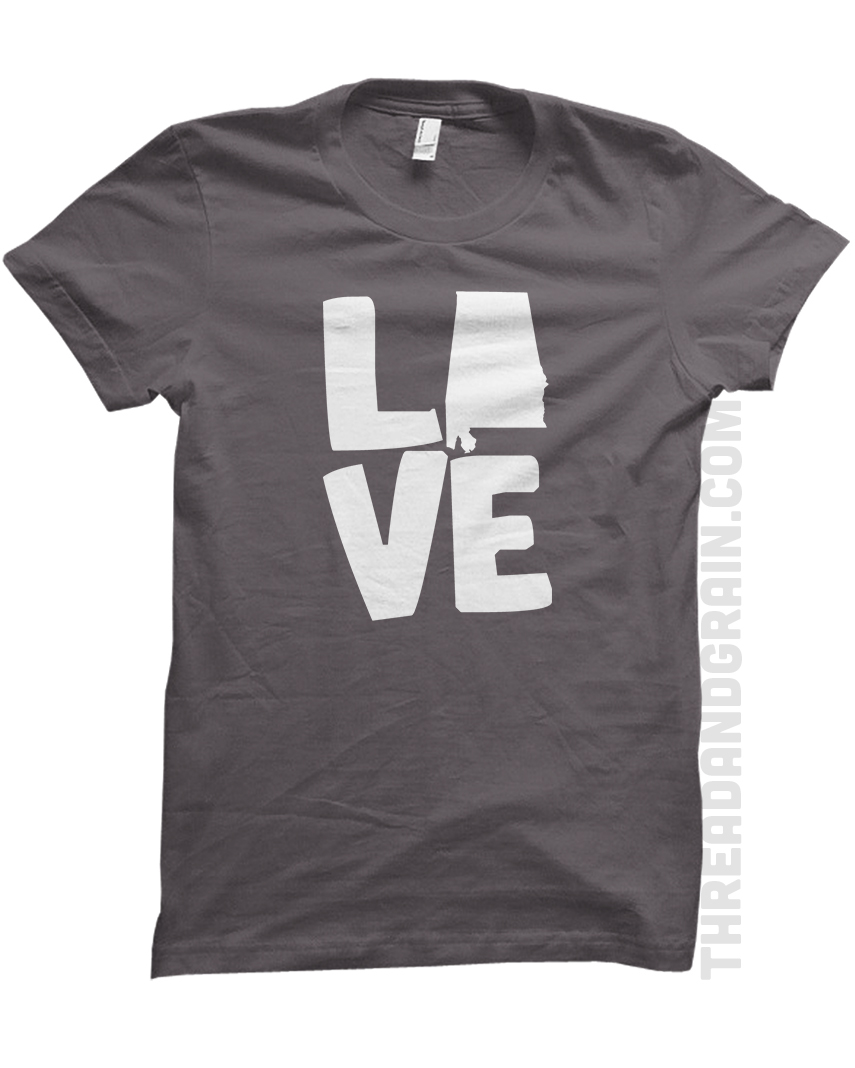 Alabama :: Love TEE