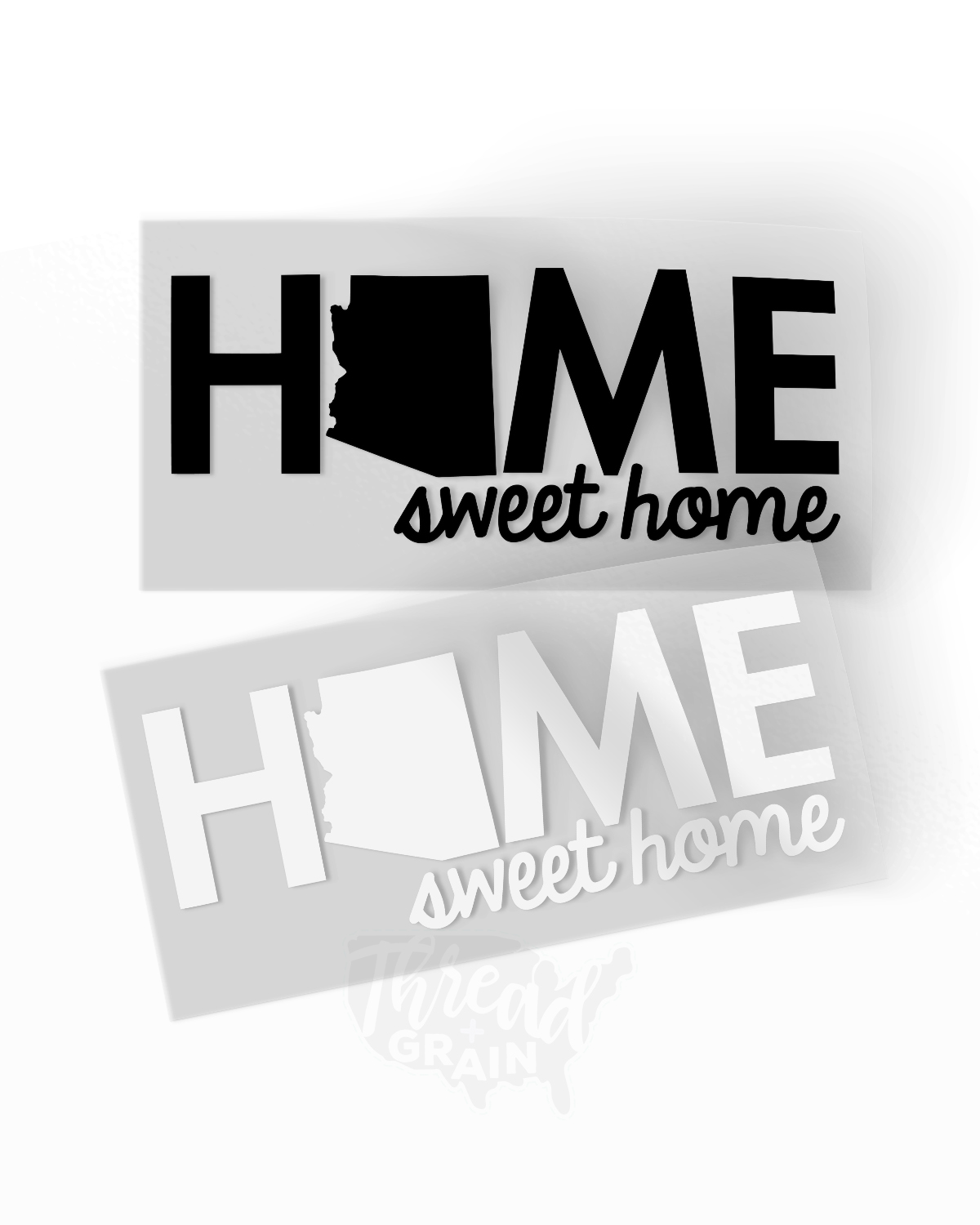 Arizona :: Home Sweet Home IRON-ON TRANSFER