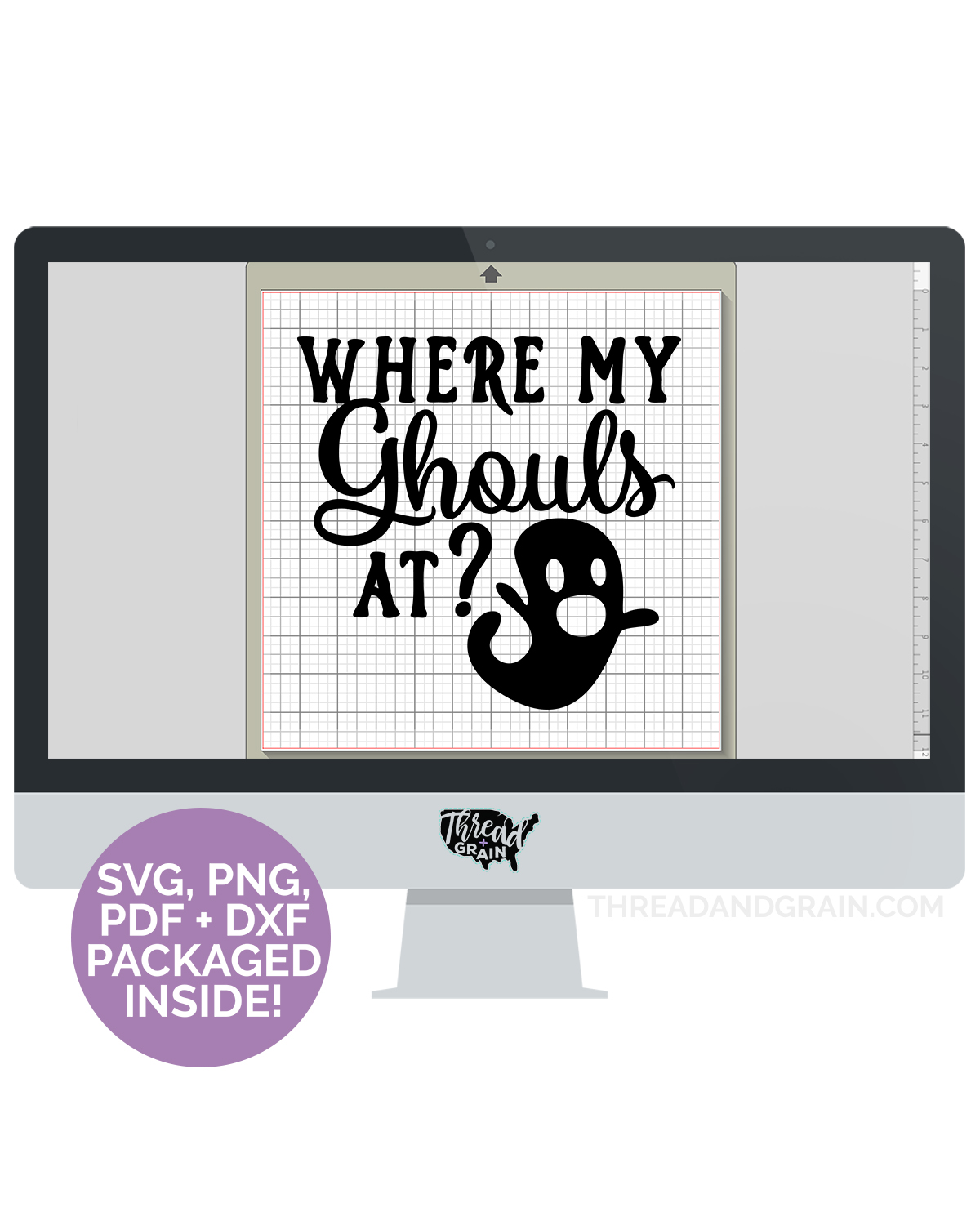 Where My Ghouls At? DIGITAL CUT FILE