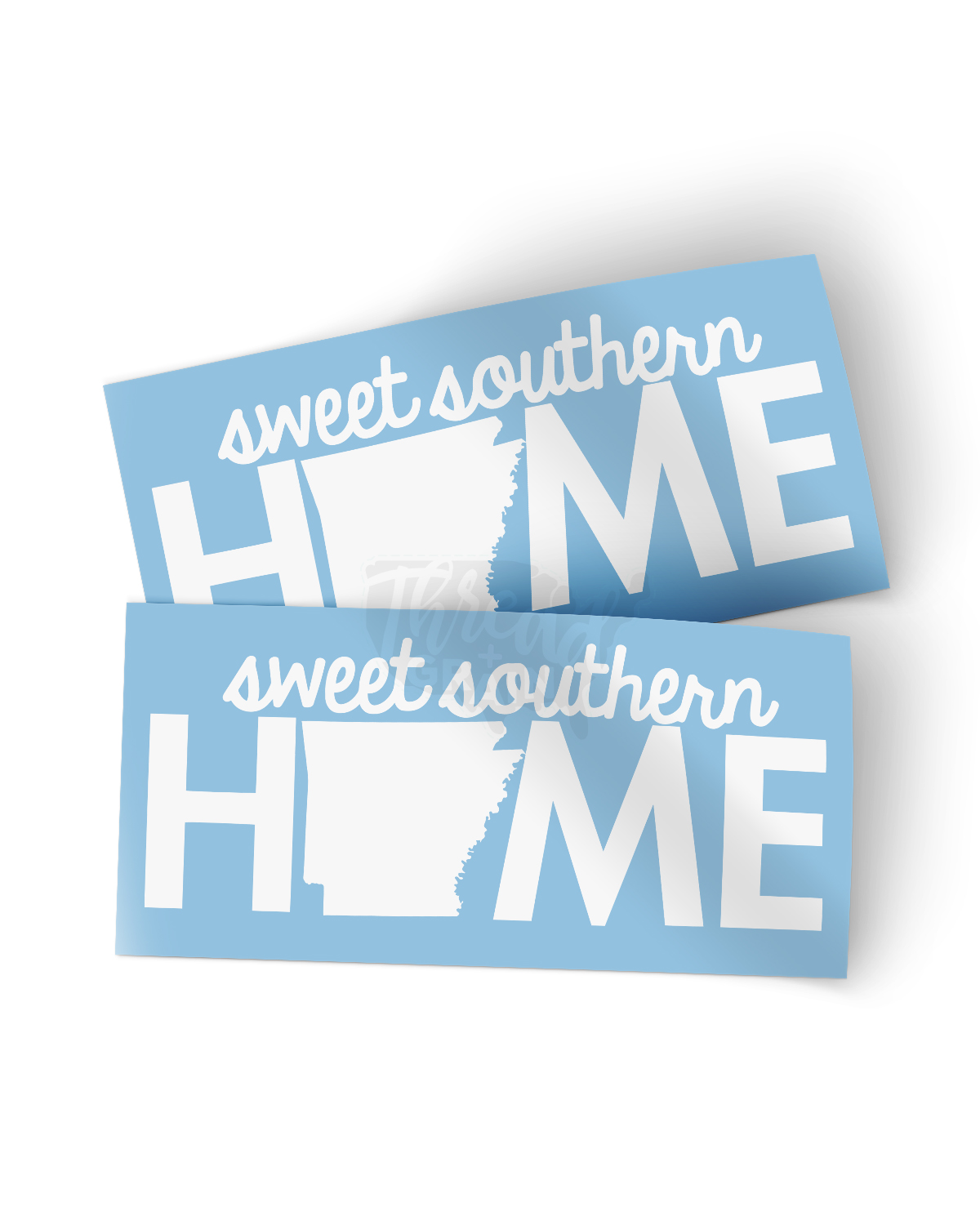 Arkansas :: Sweet Southern Home DECAL