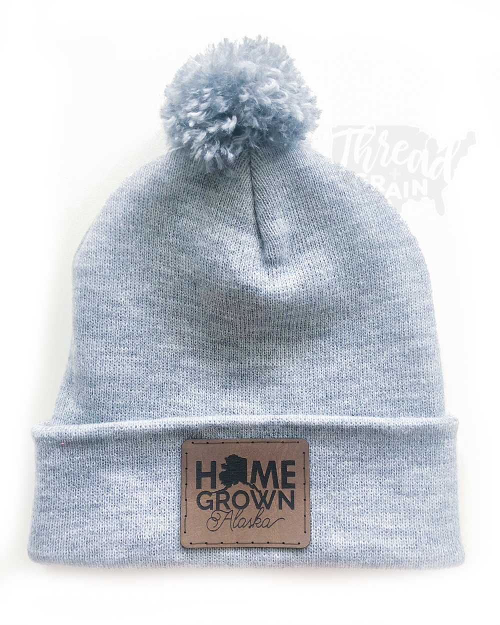 Alaska :: Home Grown PATCHED HAT