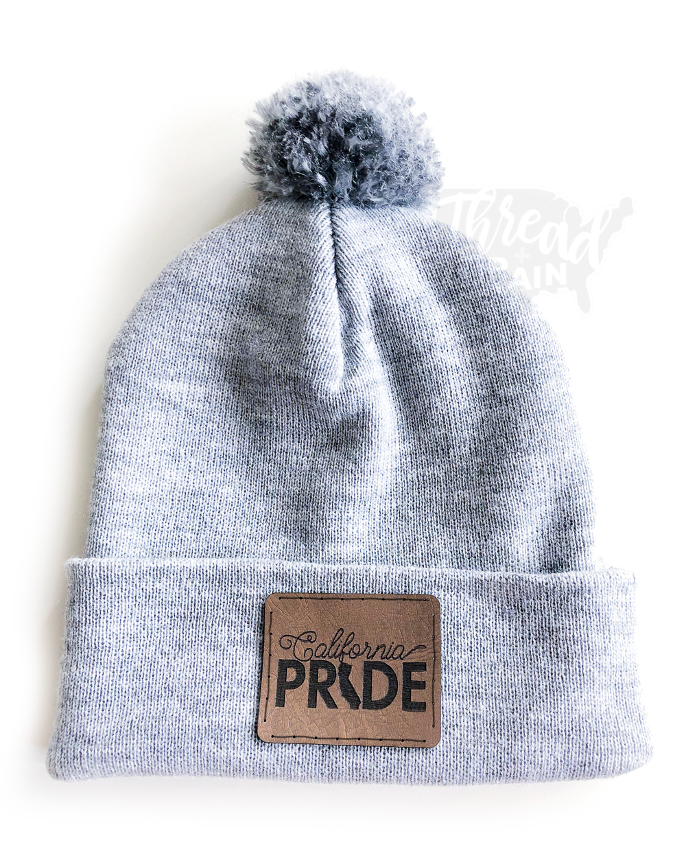 California :: California Pride PATCHED HAT