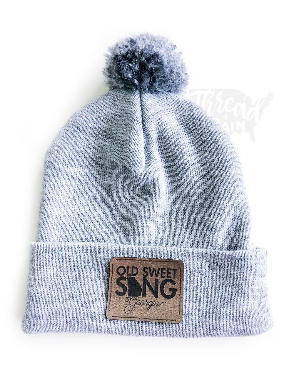 Georgia :: Old Sweet Song PATCHED HAT
