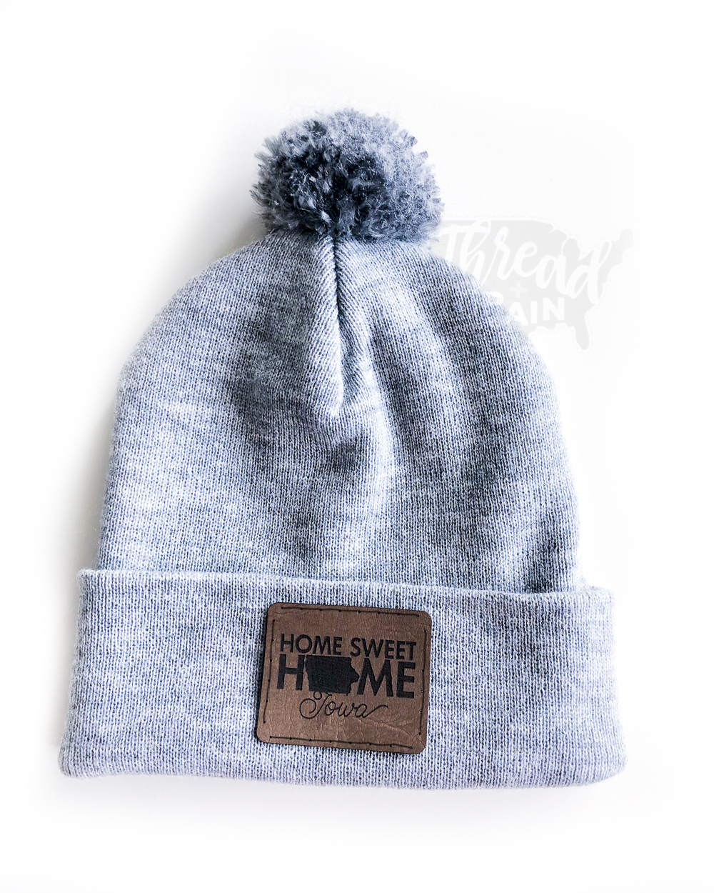 Iowa :: Home Sweet Home PATCHED HAT