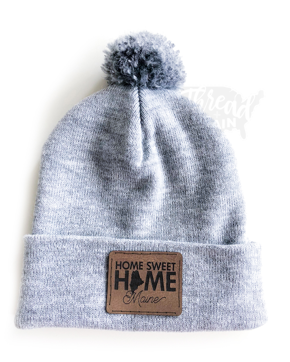 Maine :: Home Sweet Home PATCHED HAT