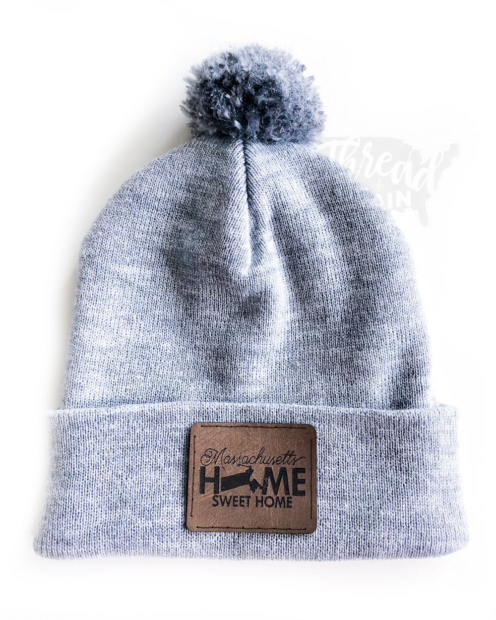 Massachusetts :: Home Sweet Home PATCHED HAT