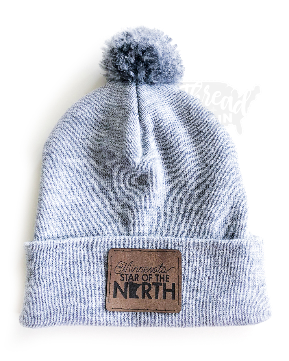 Minnesota :: Star of the North PATCHED HAT