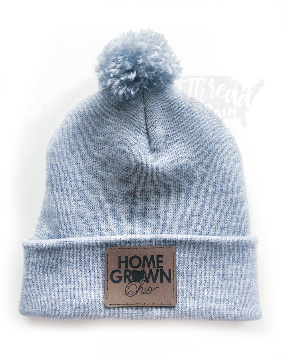 Ohio :: Home Grown PATCHED HAT
