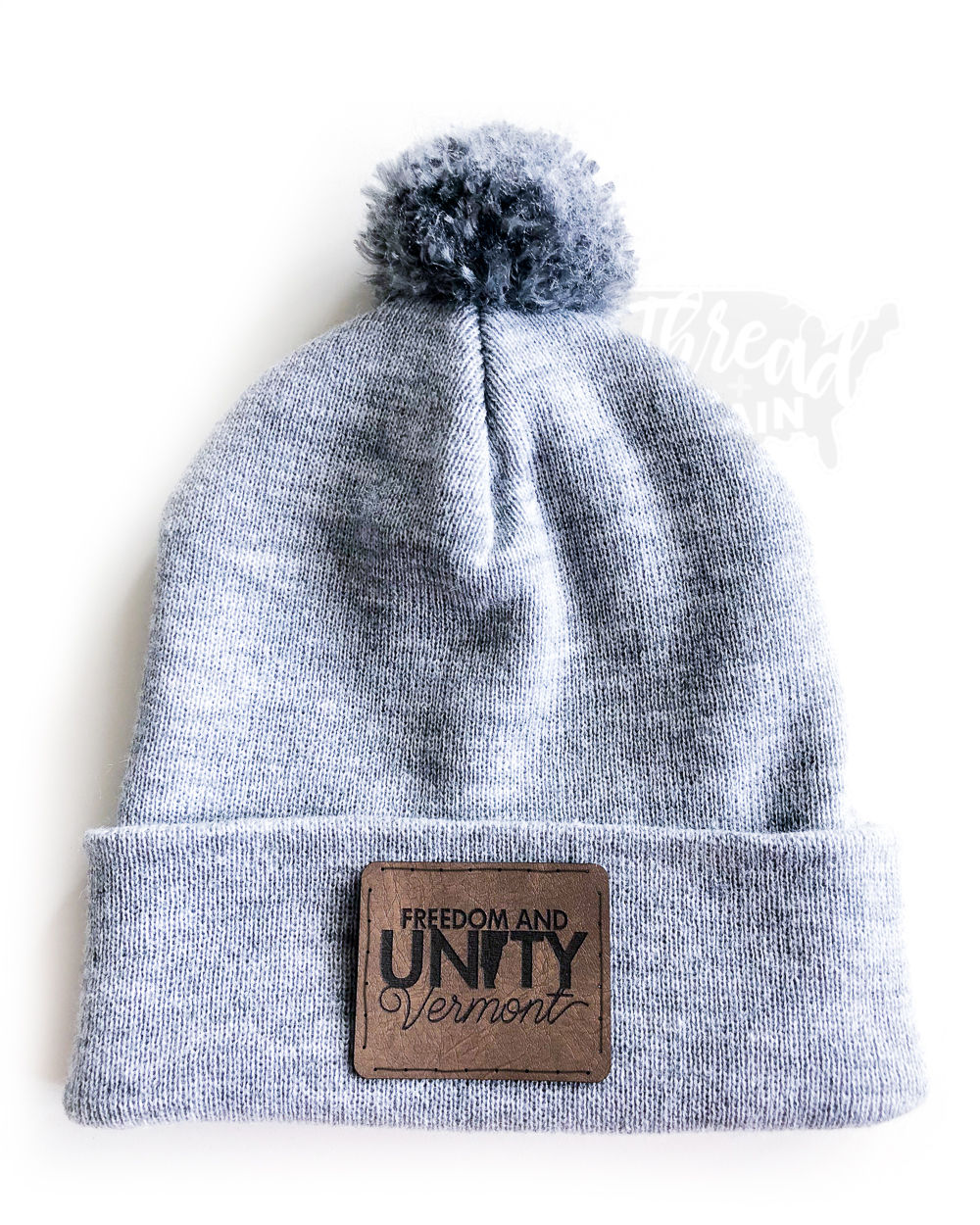 Vermont :: Freedom and Unity PATCHED HAT