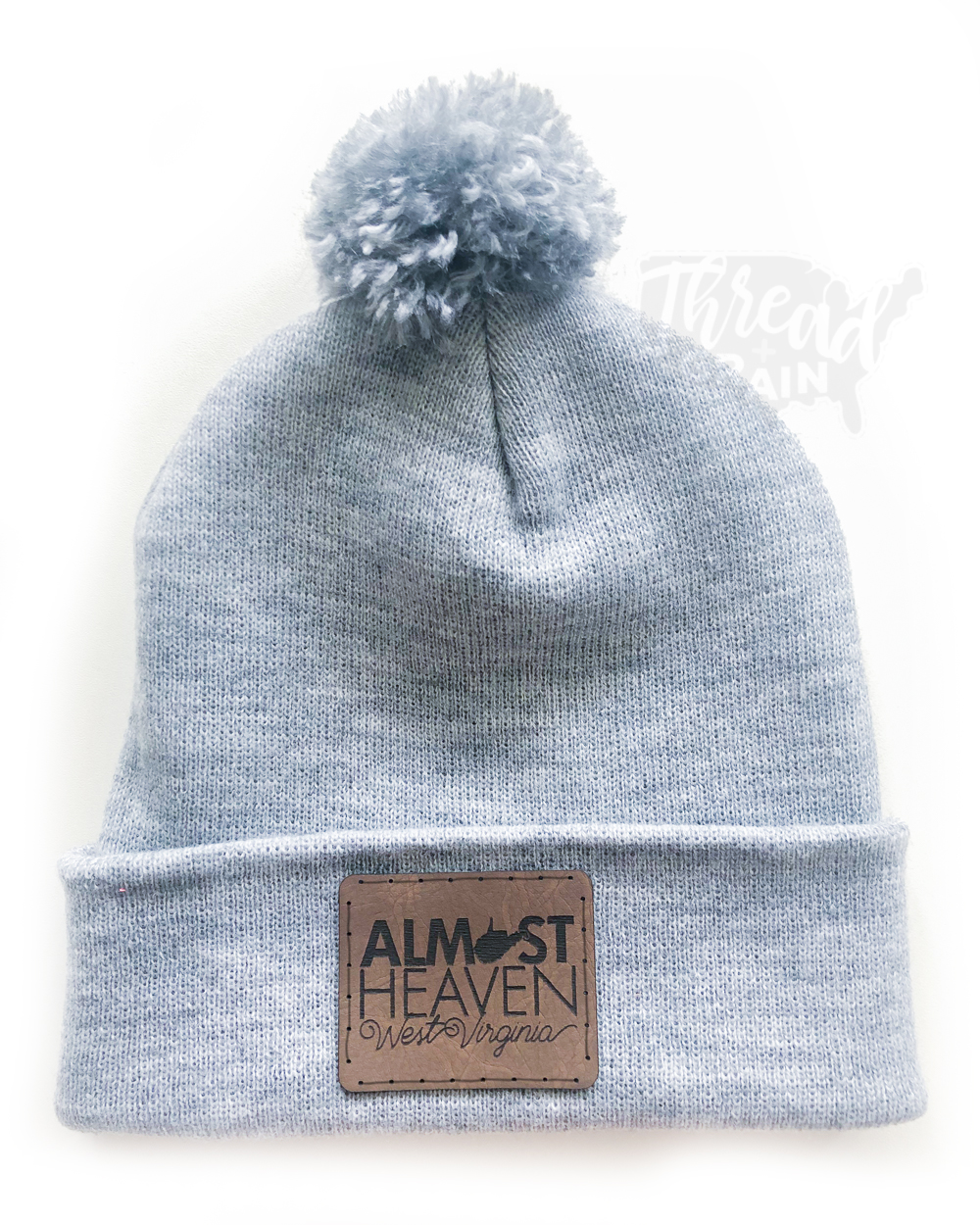 West Virginia :: Almost Heaven PATCHED HAT