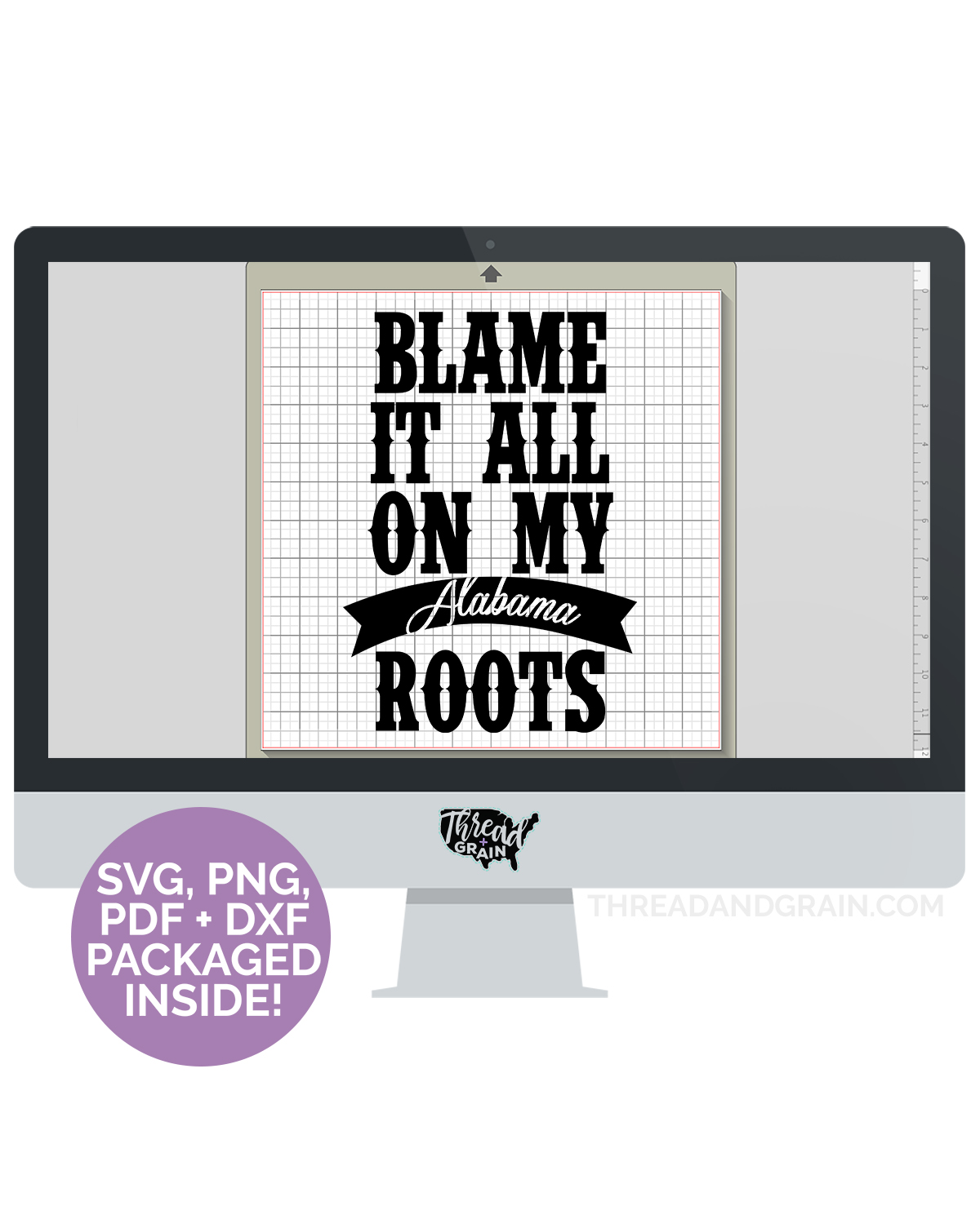 Alabama :: Blame It All On My Roots DIGITAL CUT FILE